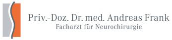 PD Dr. med Andreas Frank Logo